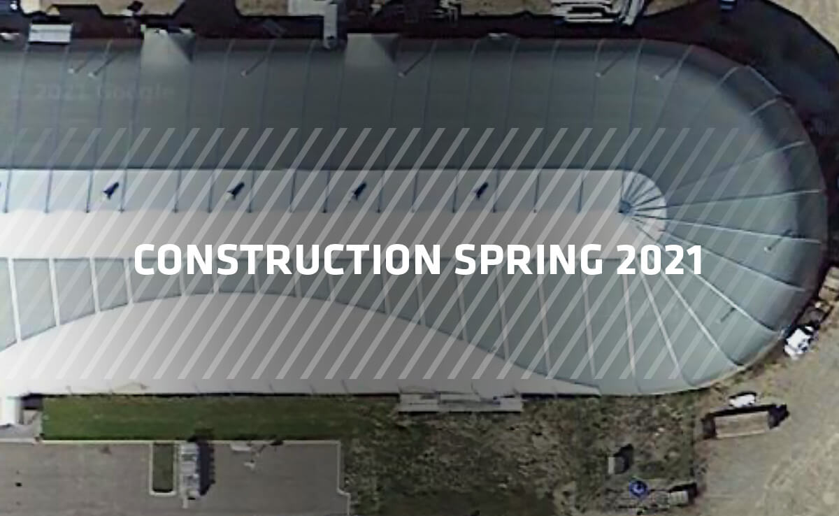 150 kW Solar Rooftop: Construction Spring 2021